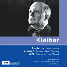 Kleiber dirige Beethoven - Berg