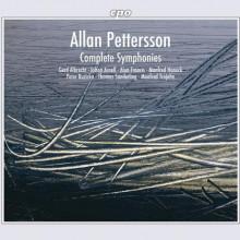 PETTERSSON:Integr. delle Sinfonie(12 CD)