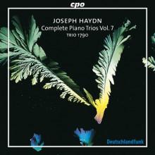 HAYDN: Trii per piano Vol. 7
