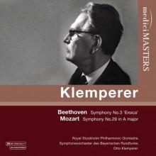 Klemperer dirige Beethoven e Mozart
