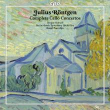 RONTGEN: Concerti per cello e orchestra