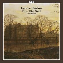 ONSLOW: Trii per archi e piano vol.2