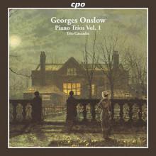 ONSLOW: Trii per archi e piano Vol.1