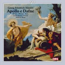 Handel:apollo E Dafne - La Terra è Li