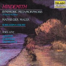 HINDEMITH: Mathis de Maler - Nobilissima Visione - S ymphonic Metamorphosis