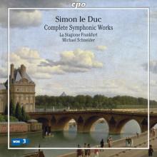 LE DUC: Integrale delle sinfonie