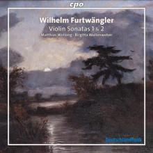 FURTWANGLER: Sonate x violino e piano
