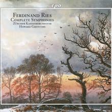 RIES: Integrale delle sinfonie (4cds)