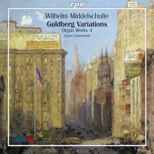 MIDDLESCHULTE: Opere per organo Vol.4