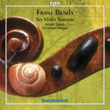 BENDA: Sonate per violino e clavicembalo