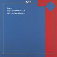 BACH: Integrale Opere per Organo Vol.20