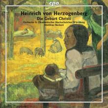 HERZOGENBERG: La Nascita di Cristo