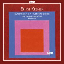 Krenek: Sinfonia N.4 - Concerto Grosso