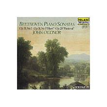 BEETHOVEN: Sonate per piano Vol.3 (N. 15 Pastorale - N.16 Op.31 - e N.18 'Caccia'