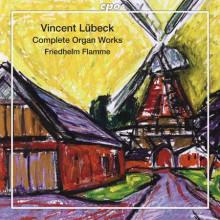 LUBECK: Musica per organo (sacd)