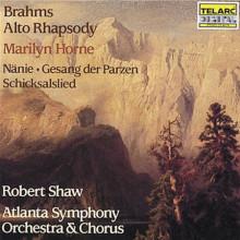 BRAHMS: Alto Rhapsody - Op.53 - Nanie - Op.82 e altre opere