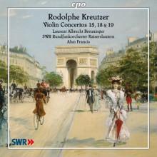 KREUTZER: Concerti x violino NN.15 - 18 - 19