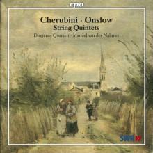 ONSLOW/CHERUBINI:Quartetti per archi