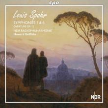 SPOHR: Sinfonie N.1 & 6 - Overture Op.12