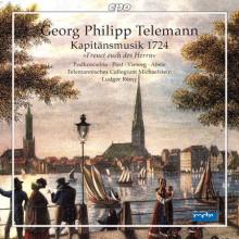 Telemann: Kapitaensmusik 1724
