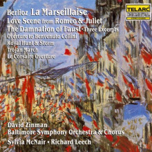 BERLIOZ: La Marseillaise and other favorites