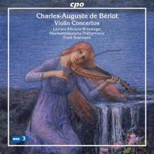 BERIOT: Concerto per violino ed orch.