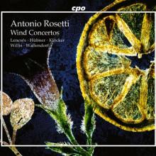 ROSETTI: Concerti per fiati (4cds)