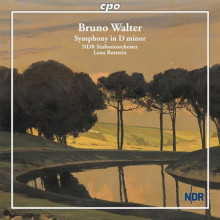 BRUNO WALTER: Sinfonia in re minore