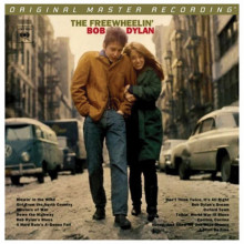 BOB DYLAN : The Freewheelin'  Bob Dylan.
