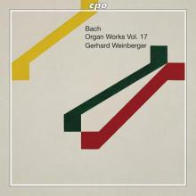 BACH: Integrale oper per organo Vol.16
