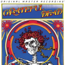 Grateful Dead: Skull And Roses