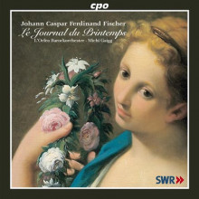 FISCHER: Le Journal de Printemps Op.1