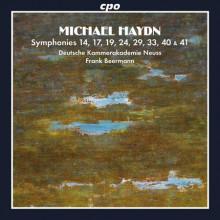 HAYDN M.: Sinfonie 14 - 17 - 19 - 24 - 29 - 33 - 40