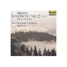 SIBELIUS: Sinfonia N.2 - Finlandia - OP.2