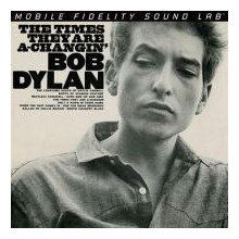 BOB DYLAN : The Times They are A - Changin'