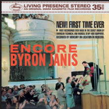 AA.VV: Byron Janis: Encore