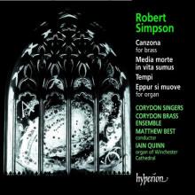 SIMPSON: MUSICA CORALE E PER ORGANO