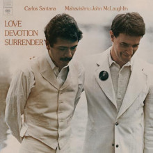 SANTANA - McLAUGHLIN: Love Devotion Surrender