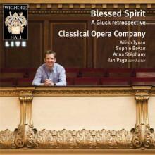 Blessed Spirit: Arie da opere di Gluck
