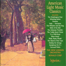 A.V.: AMERICAN LIGHT MUSIC CLASSICS