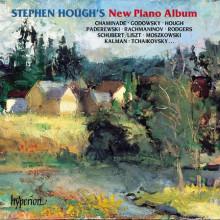 A.V.: S.HOUGH RECITAL PIANISTICO