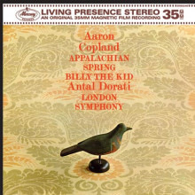 COPLAND: Appalachian Spring - Billy the Kid