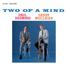 P.DESMOND & G.MULLIGAN: Two of a Mind