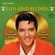 ELVIS PRESLEY: Gold Record - Vol.4