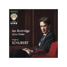 Ian Bostridge canta lieder di Schubert