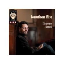 Jonathan Biss suona Schumann e Janacek