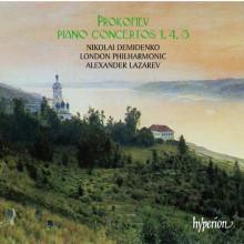 PROKOFIEV: CONCERTI PER PIANO N.1 - 4 - 5