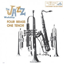 AL COHN: The jazz workshop:Four brass...