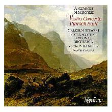 Mackenzie: Concerto Per Violino - Pibroch