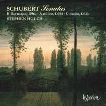 SCHUBERT:SONATE PER PIANO D784 - D960 - D613